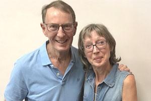 Pat Salter & Laurel Miller