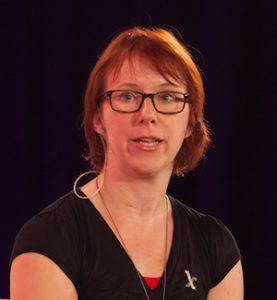 Sara Riggare-Parkinson's Movement-Advocate