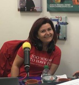 Gaynor Edwards-Parkinson's Movement-Advocate