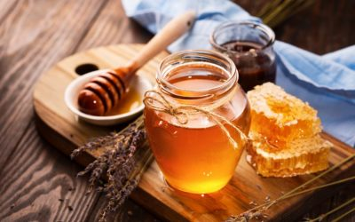 The beneficial effects of a flavonoid found in honey
